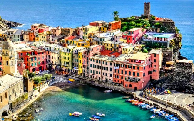 Guarda le case vacanza in Liguria