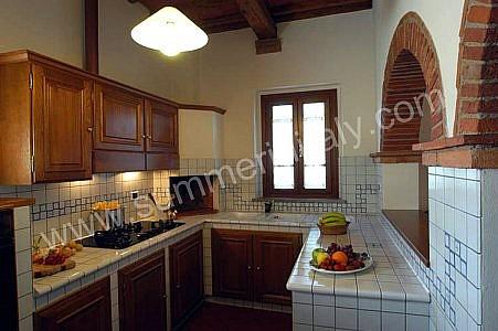 Villa viviana b: appartamento ammobiliato in montaione, toscana, italy