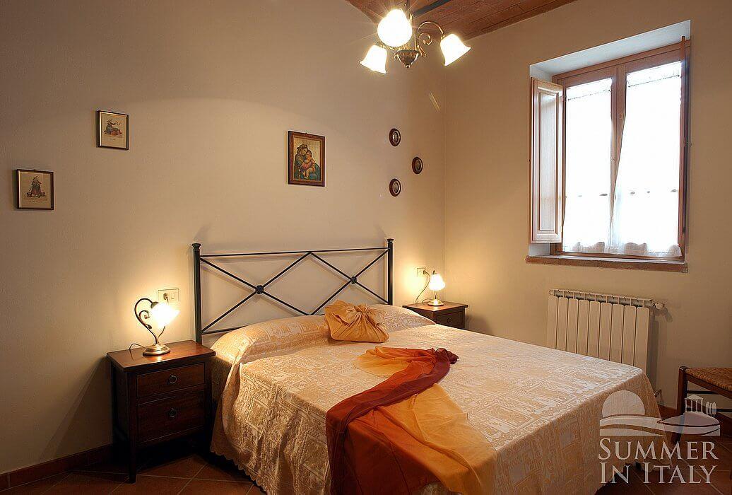 Casa bonaventura c appartamento ammobiliato in montaione for Arredo casa montaione