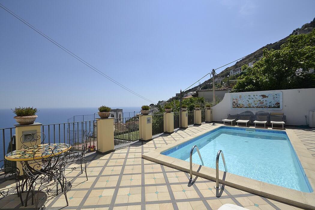 Vasca Da Bagno Amalfi Prezzo : Villa amanda miglior prezzo : casa vacanza in praiano costiera