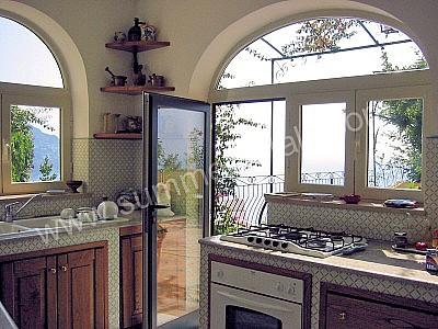 villa eunice villa in affitto in positano, costiera amalfitana, italy, Disegni interni