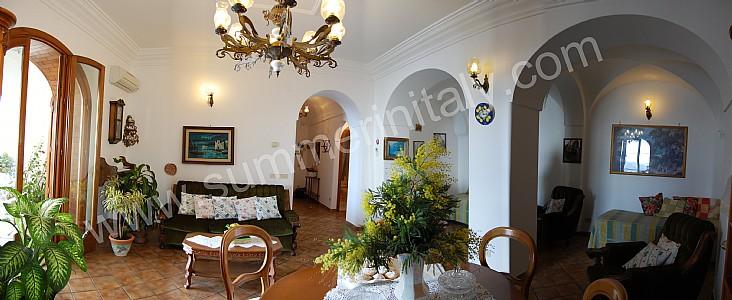 Casa giuliana b appartamento ammobiliato in praiano - Bagno italia giuliana ...