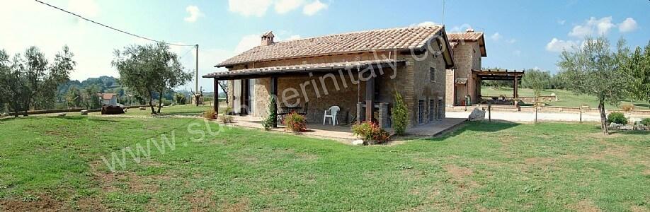 Casa norberto d casa vacanza in san polo di tarano roma for Piccole case di campagna