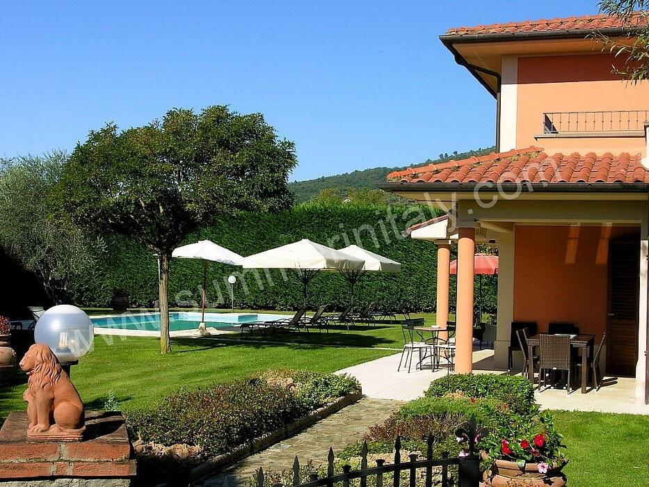 Villa oscar villa in affitto in loro ciuffenna toscana for Piani casa vacanza con seminterrato sciopero