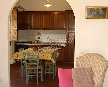 Casa Cassiodoro B: Appartamento ammobiliato in Castelfiorentino, Toscana, Italy