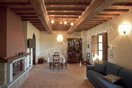 Casa Grifone C: Appartamento ammobiliato in Camucia di Cortona, Toscana, Italy