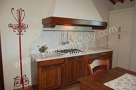 Villa iva a appartamento ammobiliato in montaione for Arredo casa montaione