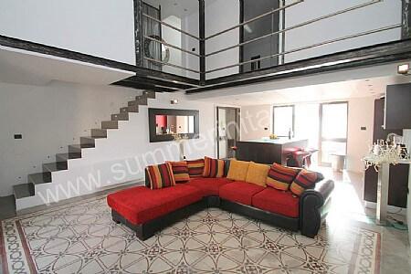 Casa liana casa in cutrofiano puglia italy for Piani quadrati a forma di casa