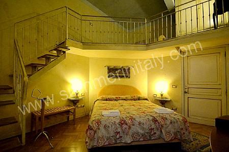 appartamento convivio: casa in firenze, toscana, italy - Camera Da Letto Con Divano