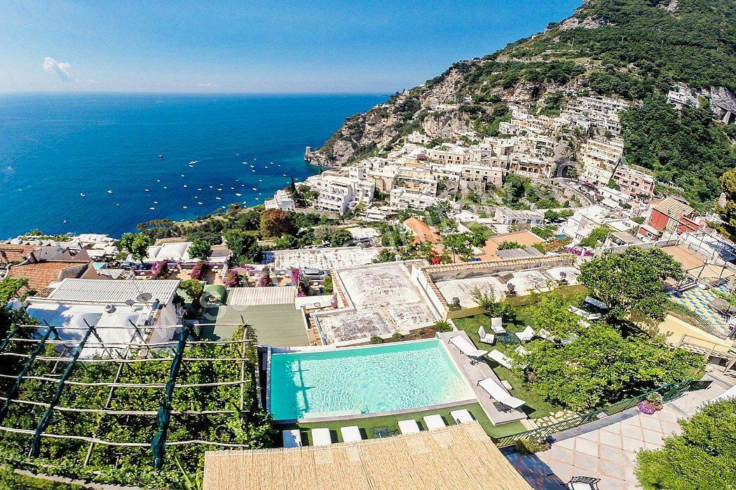 Villa eleganza villa in affitto in positano costiera for Piani domestici della carolina costiera