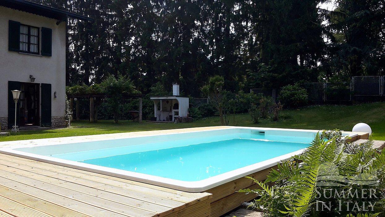 Villa A Tre Piani villa nausica: villa in affitto in sirtori, lombardia, italy