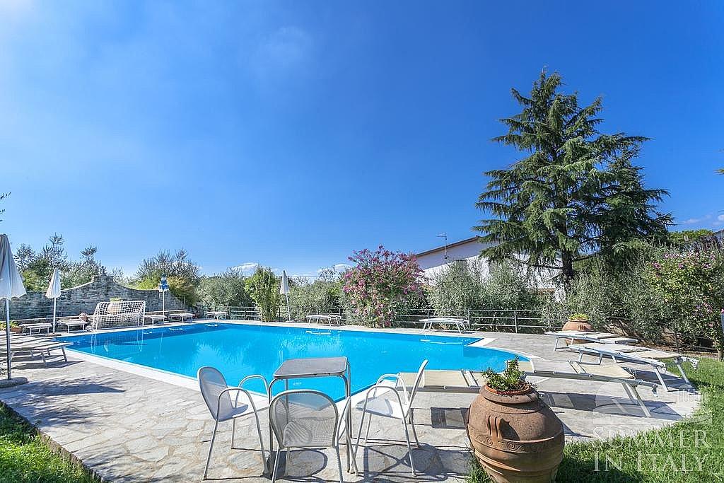 Casa Livio C Appartamento Ammobiliato In Camucia Di Cortona Toscana Italy